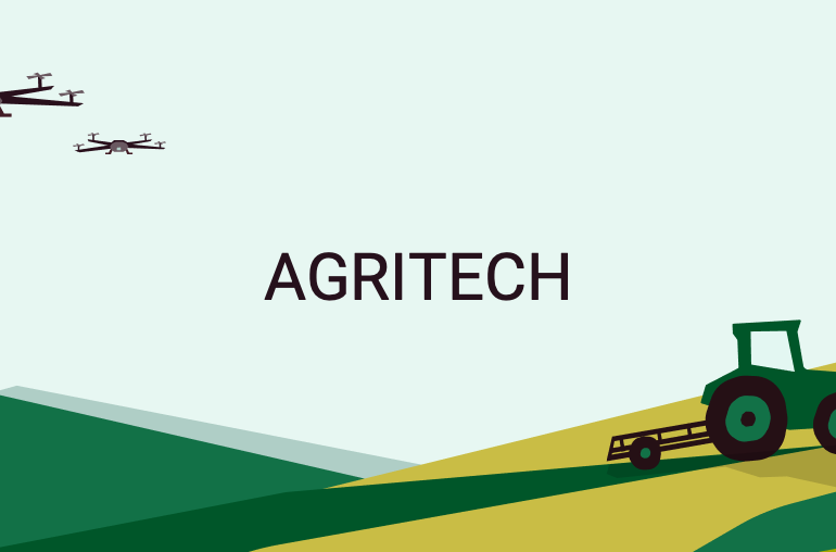 Agritech Sector spotlight by Seedrs - an insight into how technology and agriculture and fusing together.