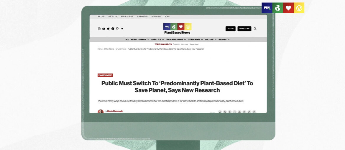 plant based news the vegan media brand promoting a healthy lifestyle that celebrities can't get enough of