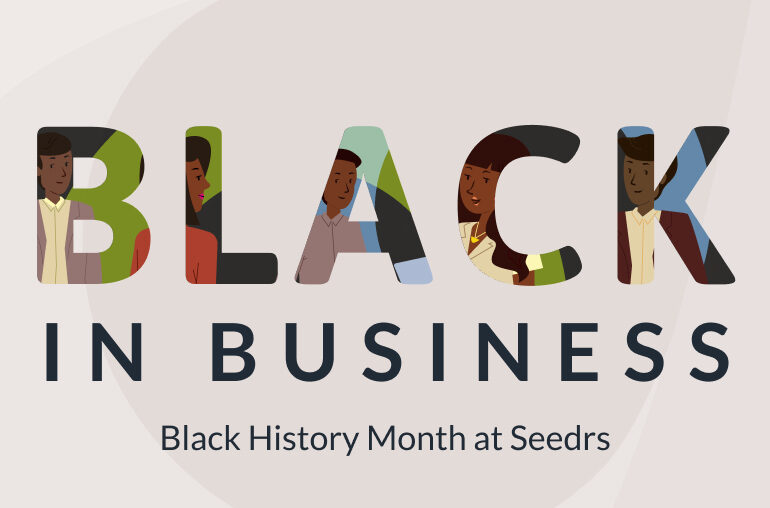 Black in Business Black history month Seedrs black founders black owned businesses startups to watch
