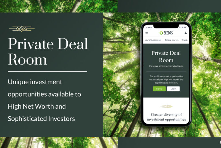 Seedrs Private Deal Room